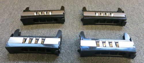 "4 x Dell G7609 PowerEdge PowerVault 3.5"" Blank Hard Drive Bay Filler Panel"